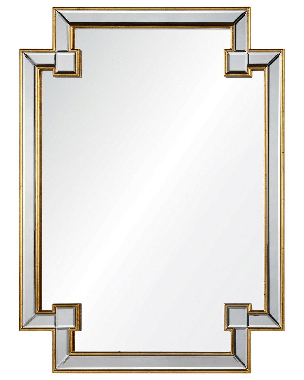 """Купить Зеркало """"Честер"""" Gold в интернет магазине дизайнерской мебели и аксессуаров для дома и дачи"""