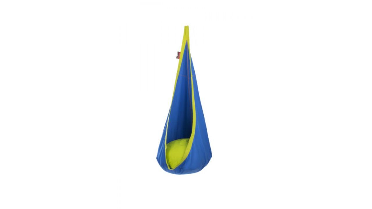 Купить Детское подвесное кресло Nest Blueberry в интернет магазине дизайнерской мебели и аксессуаров для дома и дачи