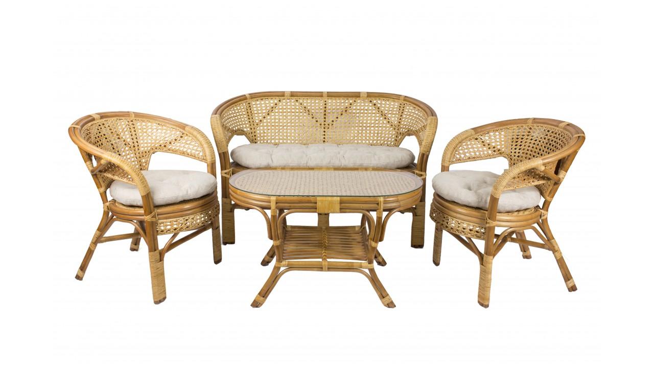 Купить Комплект для отдыха pelangi в интернет магазине дизайнерской мебели и аксессуаров для дома и дачи