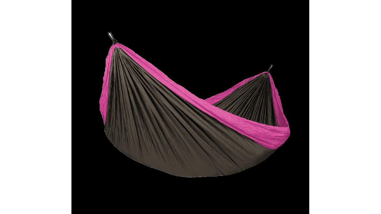 Купить Туристический гамак для двоих Voyager Purple в интернет магазине дизайнерской мебели и аксессуаров для дома и дачи