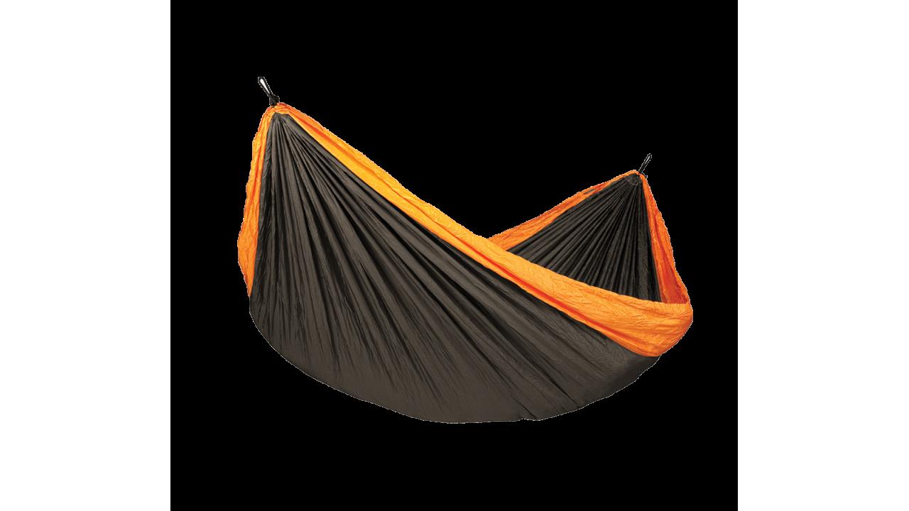 Купить Туристический гамак для двоих Voyager Orange в интернет магазине дизайнерской мебели и аксессуаров для дома и дачи
