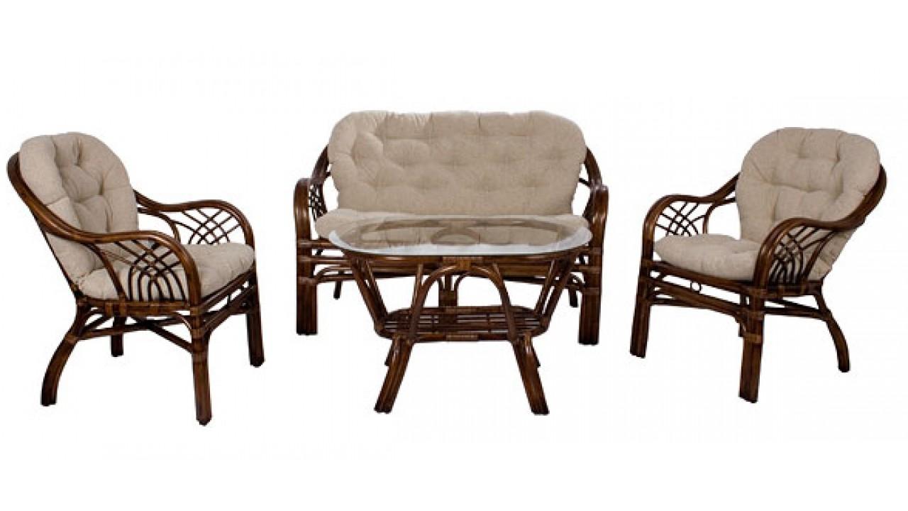 Купить Набор для отдыха Rome в интернет магазине дизайнерской мебели и аксессуаров для дома и дачи