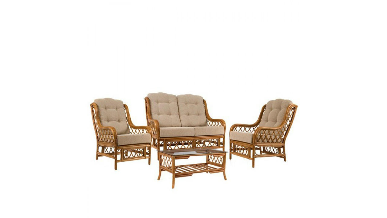 Купить Набор для отдыха Kelly-2 в интернет магазине дизайнерской мебели и аксессуаров для дома и дачи