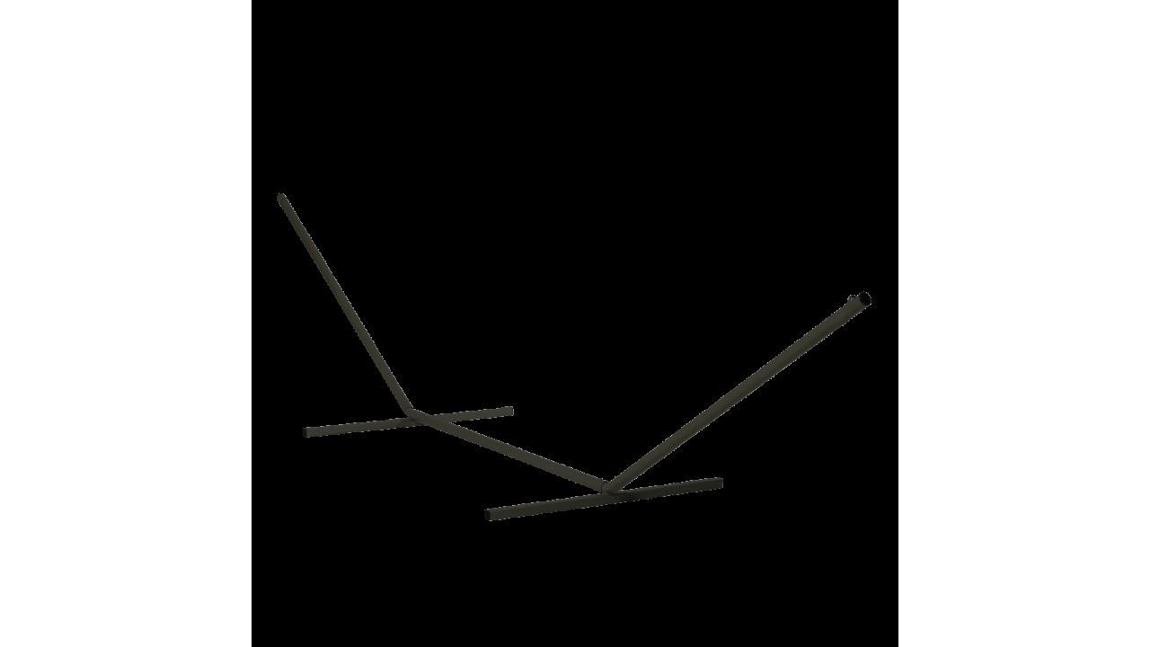 Купить Универсальная  стойка для гамаков  из металла MHS-02  black в интернет магазине дизайнерской мебели и аксессуаров для дома и дачи