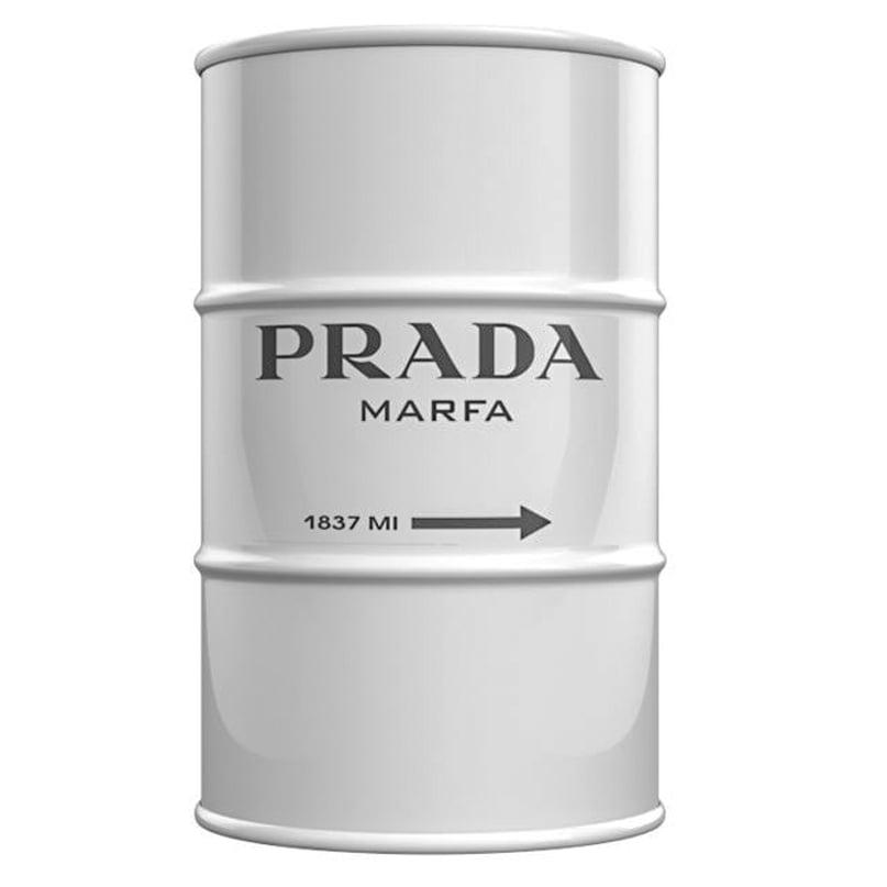 Купить Декоративная Бочка Прада Марфа XL в интернет магазине дизайнерской мебели и аксессуаров для дома и дачи