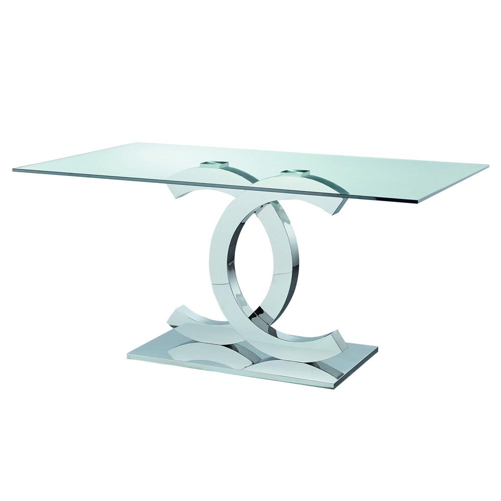 Купить Стол обеденный Chanel в интернет магазине дизайнерской мебели и аксессуаров для дома и дачи