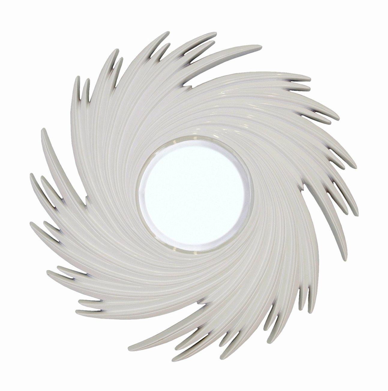 Купить Зеркало Tornado white в интернет магазине дизайнерской мебели и аксессуаров для дома и дачи