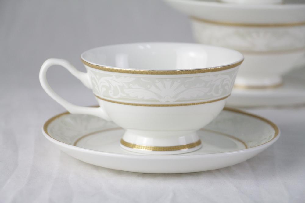 Чайный сервиз Marbella 17 Pcs  tea Set