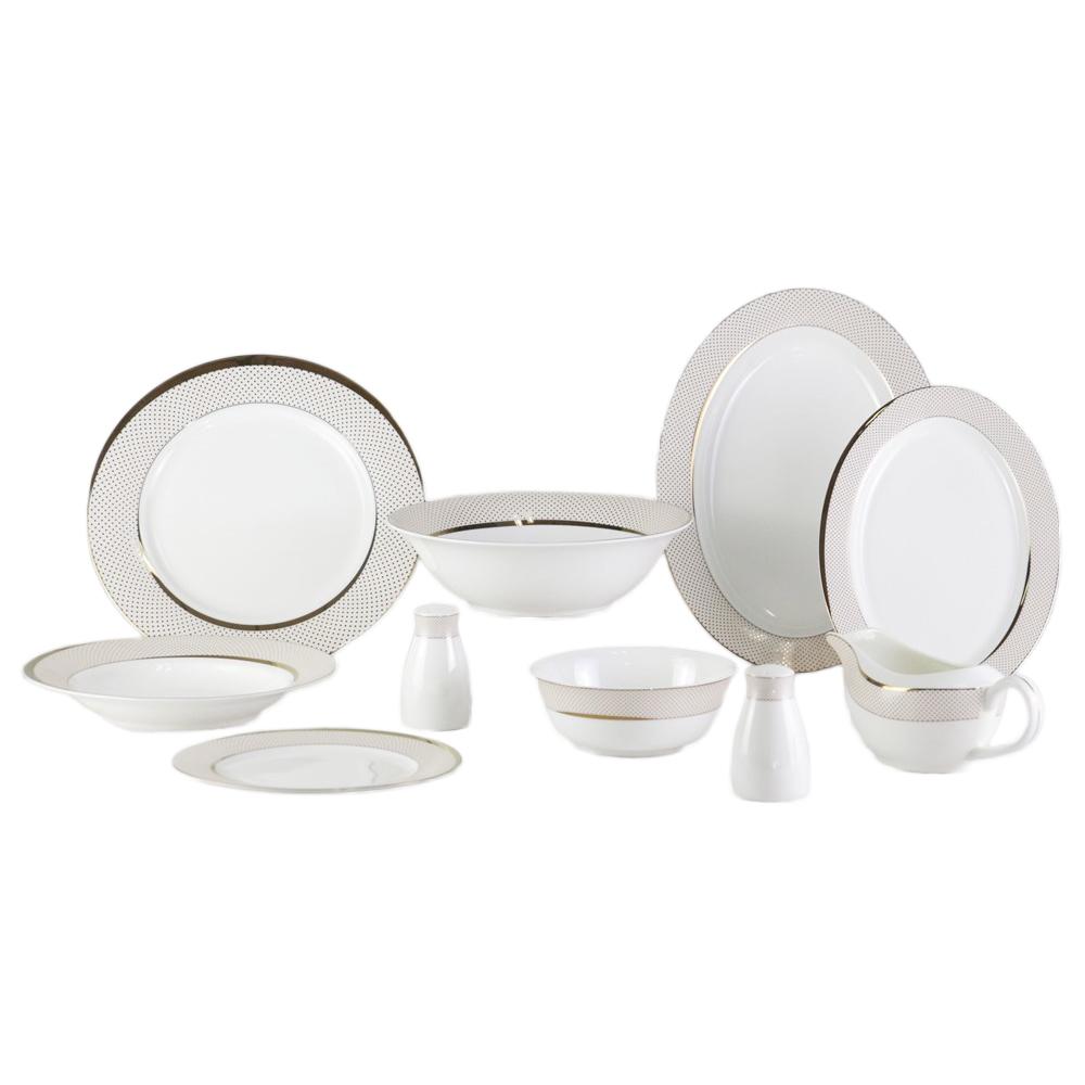 Купить Набор посуды Bianko 26 pcs dinner set в интернет магазине дизайнерской мебели и аксессуаров для дома и дачи