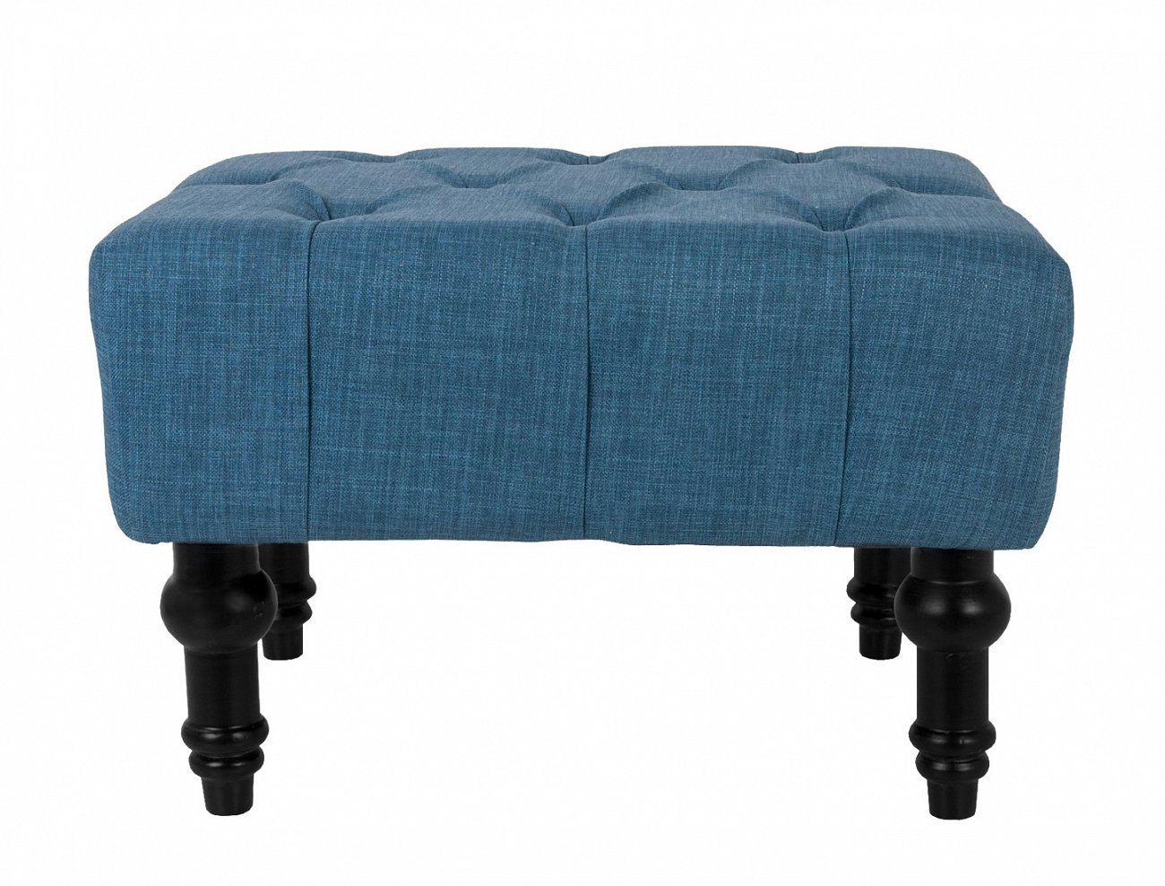Купить Пуф Viera blue в интернет магазине дизайнерской мебели и аксессуаров для дома и дачи