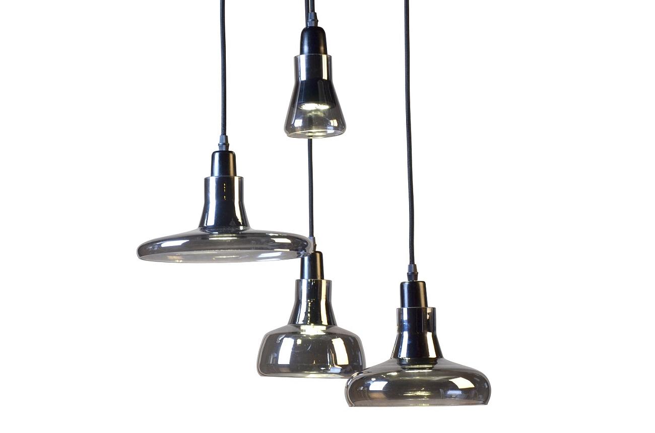 Купить Светильник Boretto smoke glass в интернет магазине дизайнерской мебели и аксессуаров для дома и дачи