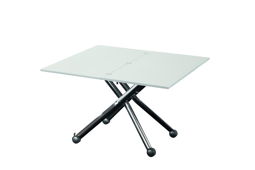 Купить Обеденный стол Fawn Белый в интернет магазине дизайнерской мебели и аксессуаров для дома и дачи