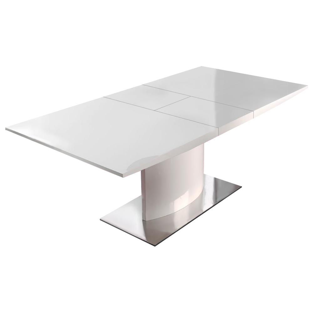 Купить Обеденный стол Halcyon 160 Белый в интернет магазине дизайнерской мебели и аксессуаров для дома и дачи