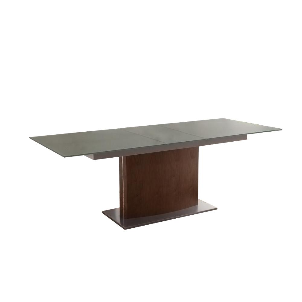 Купить Обеденный стол Rainbow  Тёмный орех в интернет магазине дизайнерской мебели и аксессуаров для дома и дачи