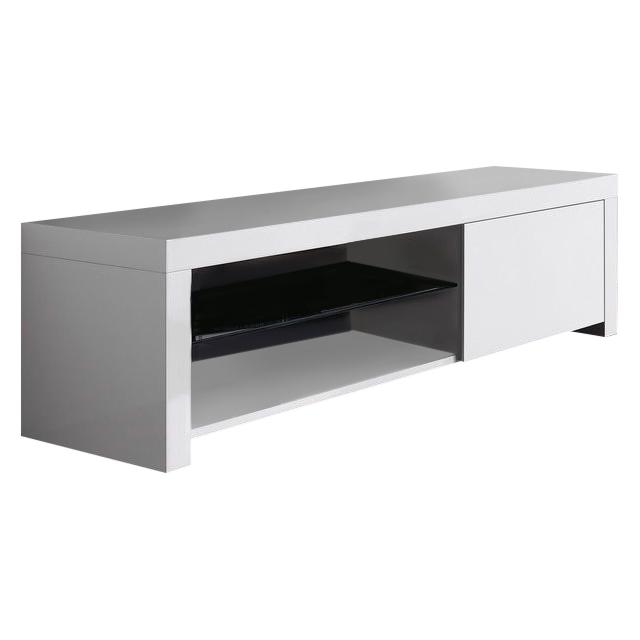 Купить Тумба TV Amico 2 Белая в интернет магазине дизайнерской мебели и аксессуаров для дома и дачи