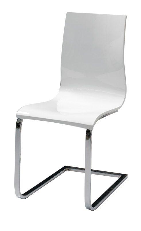 Купить Стул Halcyon Белый в интернет магазине дизайнерской мебели и аксессуаров для дома и дачи