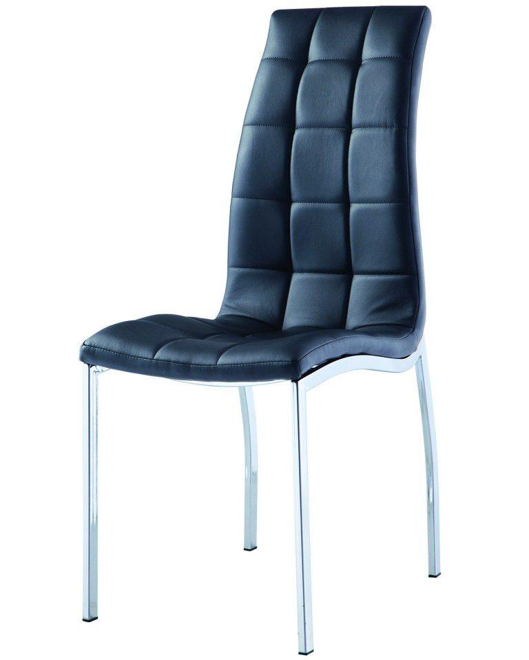 Купить Стул Louis Vuitton Чёрный в интернет магазине дизайнерской мебели и аксессуаров для дома и дачи