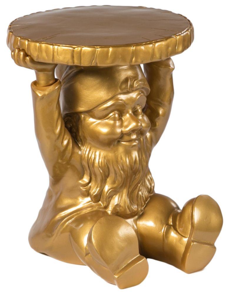 Купить Табурет Gnomes - gold / 8831 (Gnomes) в интернет магазине дизайнерской мебели и аксессуаров для дома и дачи