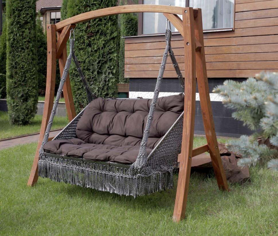 Купить Каркас VILLA (для подвесного кресла FORTALEZA и для качелей VILLA) в интернет магазине дизайнерской мебели и аксессуаров для дома и дачи