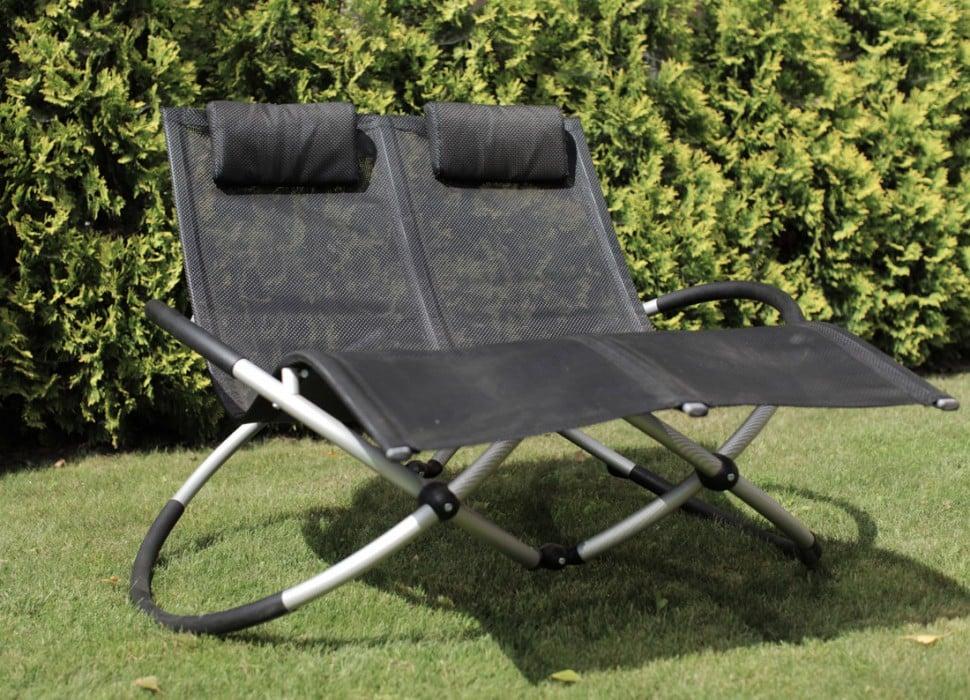 Купить Шезлонг-лежак CONCEPT_ DOUBLE в интернет магазине дизайнерской мебели и аксессуаров для дома и дачи