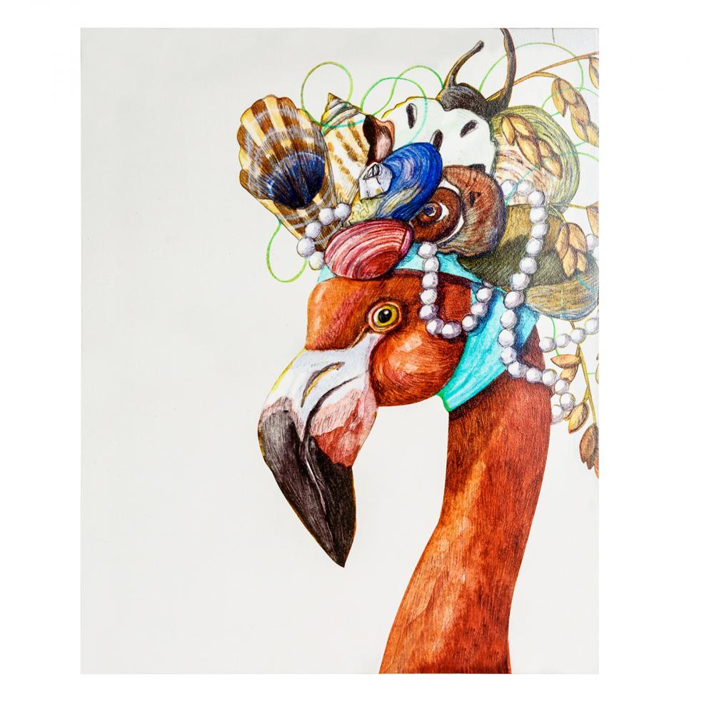Декоративная настенная панель Elizabeth M. CorsaДекор стен<br><br><br>Цвет: Разноцветный<br>Материал: Дерево, Канва<br>Вес кг: 0,6<br>Длина см: 41<br>Ширина см: 3<br>Высота см: 51