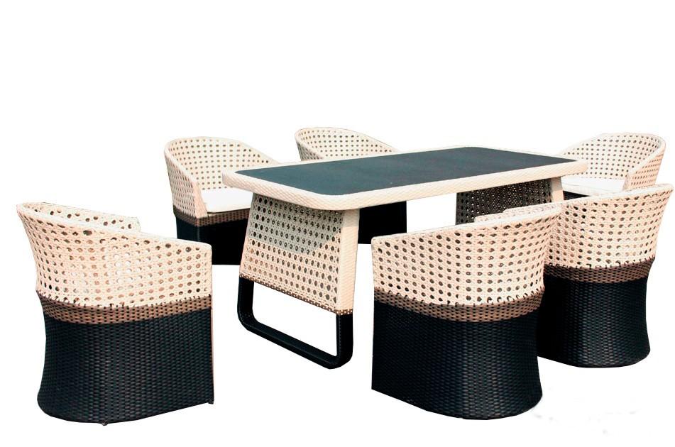 Купить Обеденная группа CROCODILE- 202140 в интернет магазине дизайнерской мебели и аксессуаров для дома и дачи