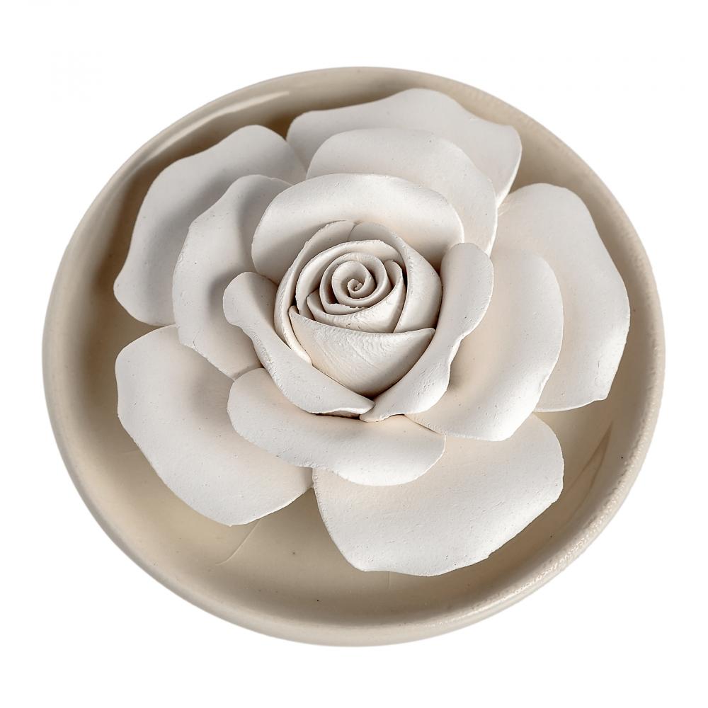 Цветок декоративный Роза