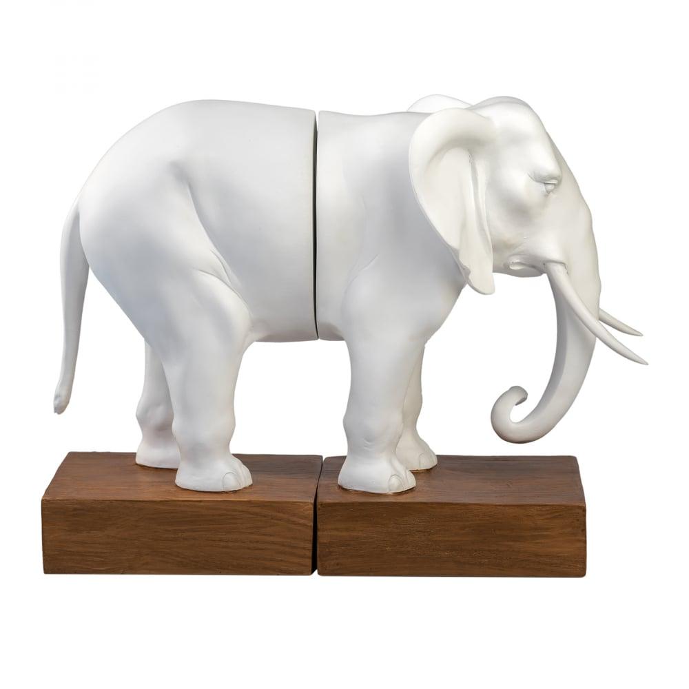 Набор держателей для книг Слон