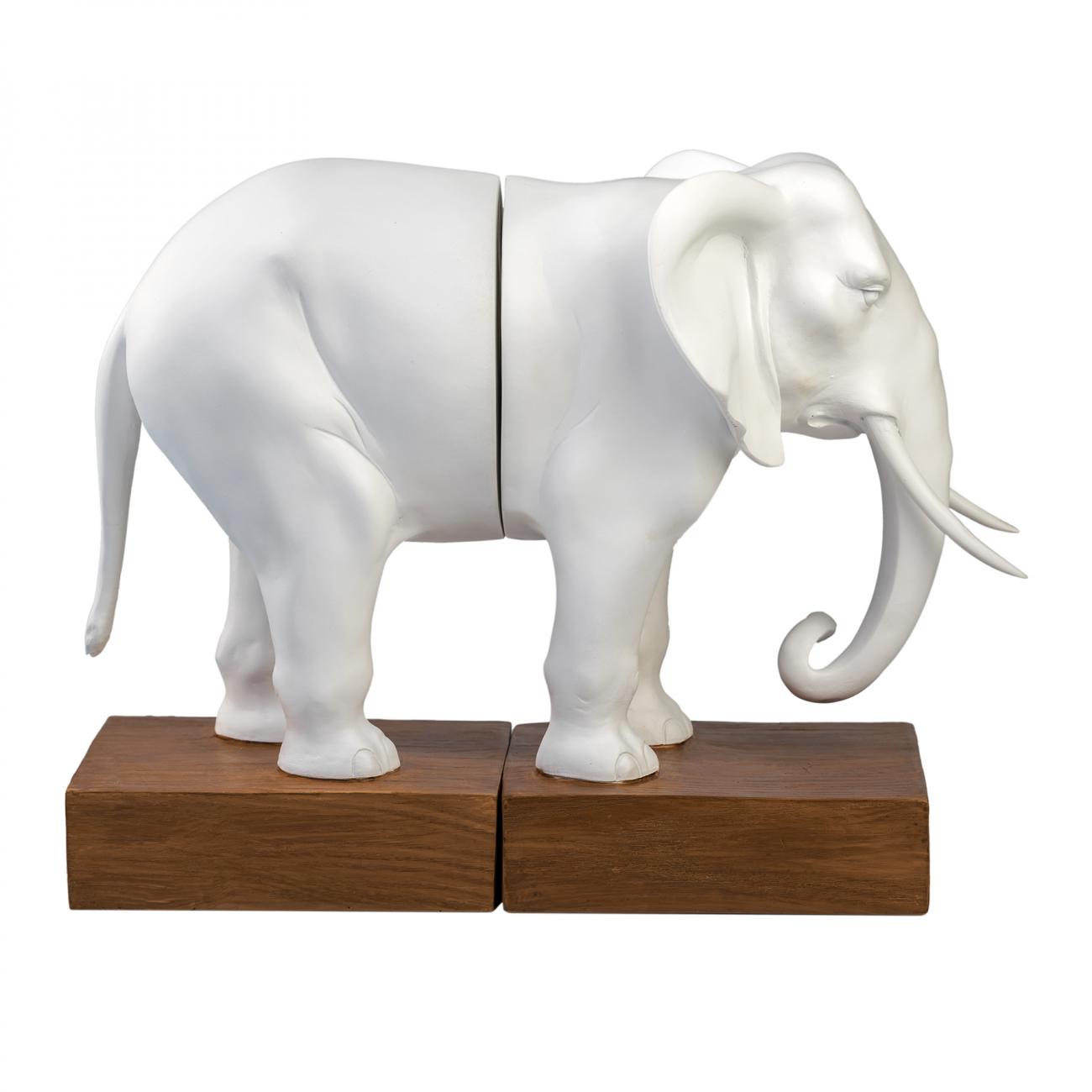 Купить Набор держателей для книг Слон в интернет магазине дизайнерской мебели и аксессуаров для дома и дачи