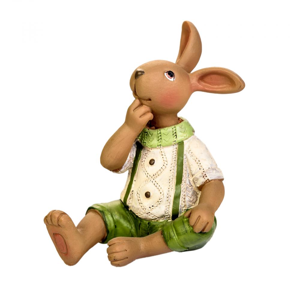Статуэтка Семья Кроликов Сын