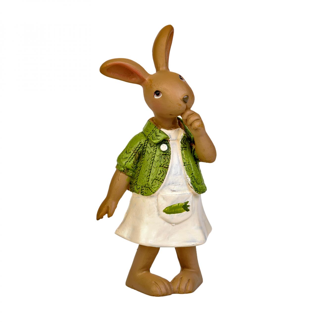 Купить Статуэтка Семья Кроликов Мама в интернет магазине дизайнерской мебели и аксессуаров для дома и дачи