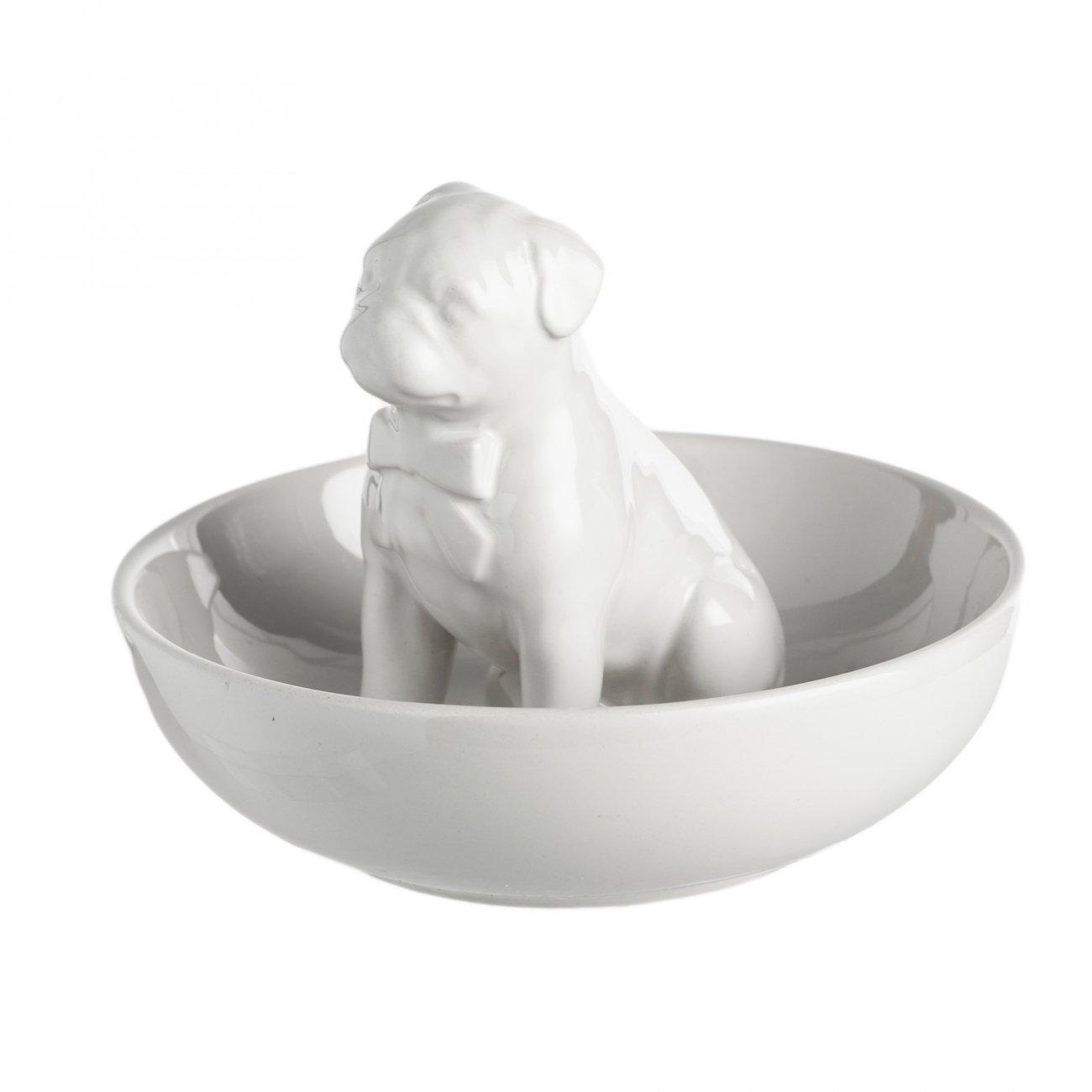 Купить Подставка для ювелирных украшений Собачка в интернет магазине дизайнерской мебели и аксессуаров для дома и дачи