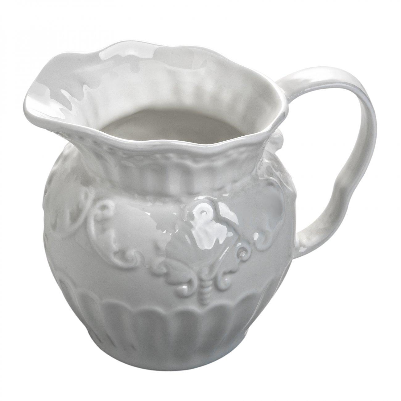 Купить Молочник Белоснежный в интернет магазине дизайнерской мебели и аксессуаров для дома и дачи