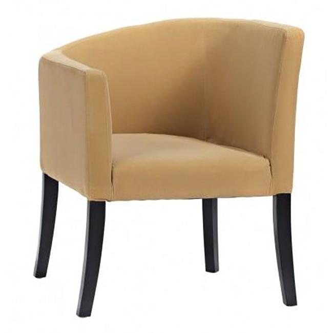 Купить Кресло Bally Карамельное в интернет магазине дизайнерской мебели и аксессуаров для дома и дачи