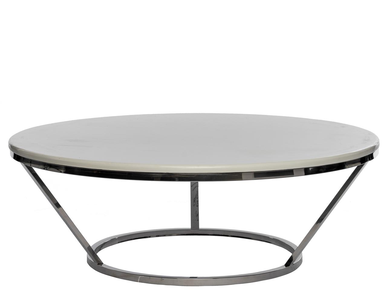 Купить Стол кофейный Sillón Белый в интернет магазине дизайнерской мебели и аксессуаров для дома и дачи