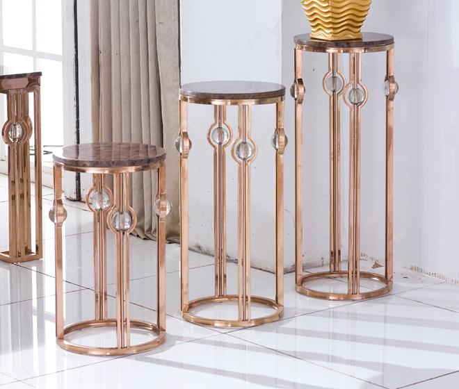 Купить Подставки под цветы (комплект) Sandía в интернет магазине дизайнерской мебели и аксессуаров для дома и дачи