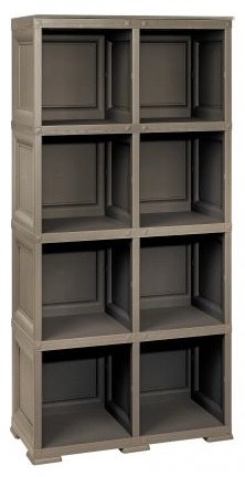 Шкаф пластиковый 8085511/909 (Без модели)
