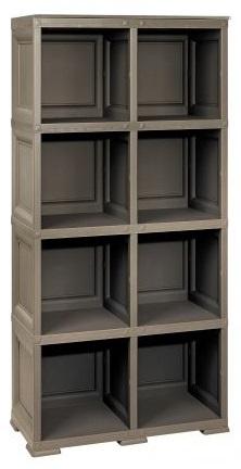 Купить Шкаф пластиковый 8085511/909 (Без модели) в интернет магазине дизайнерской мебели и аксессуаров для дома и дачи