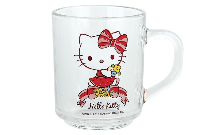 Купить Кружка Hello Kitty в интернет магазине дизайнерской мебели и аксессуаров для дома и дачи