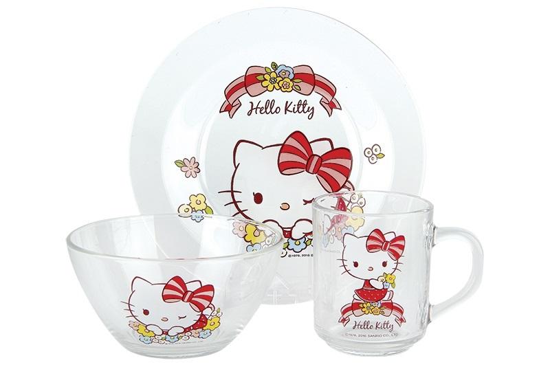 Купить Набор Hello Kitty в интернет магазине дизайнерской мебели и аксессуаров для дома и дачи