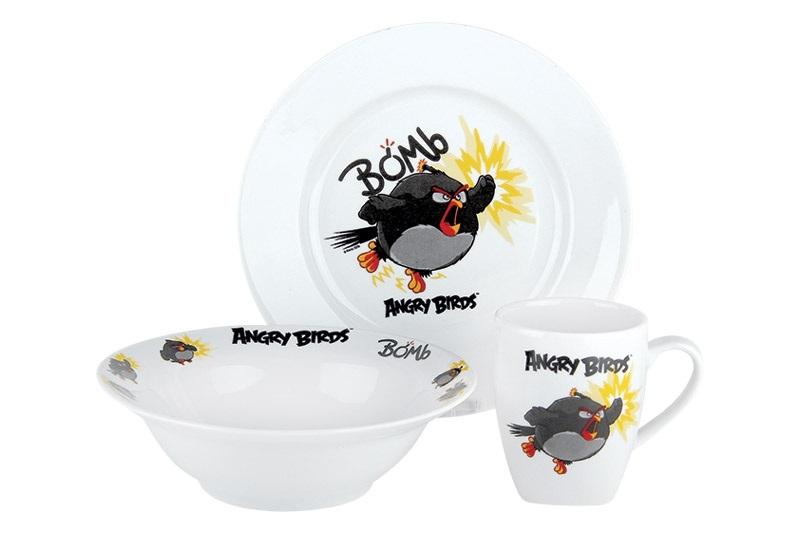 Купить Набор Angry Birds Movie Black в интернет магазине дизайнерской мебели и аксессуаров для дома и дачи
