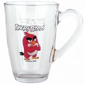 Купить Кружка Angry Birds Movie Red 330 мл в интернет магазине дизайнерской мебели и аксессуаров для дома и дачи
