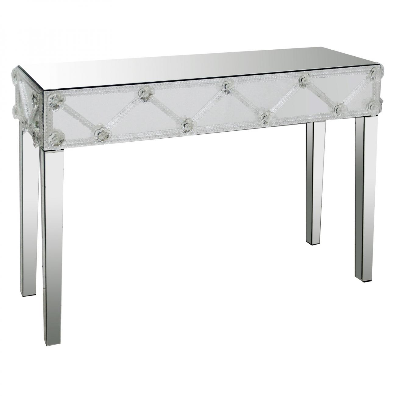 Купить Зеркальная консоль Raffinamento в интернет магазине дизайнерской мебели и аксессуаров для дома и дачи