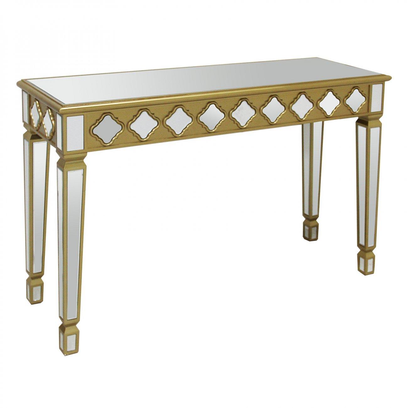 Купить Зеркальная консоль Regina в интернет магазине дизайнерской мебели и аксессуаров для дома и дачи