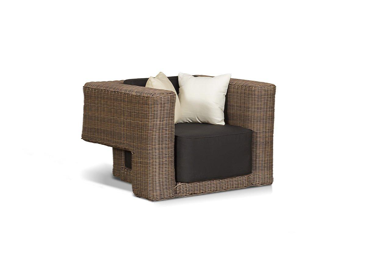 Купить Кресло Гранада Коричневое в интернет магазине дизайнерской мебели и аксессуаров для дома и дачи