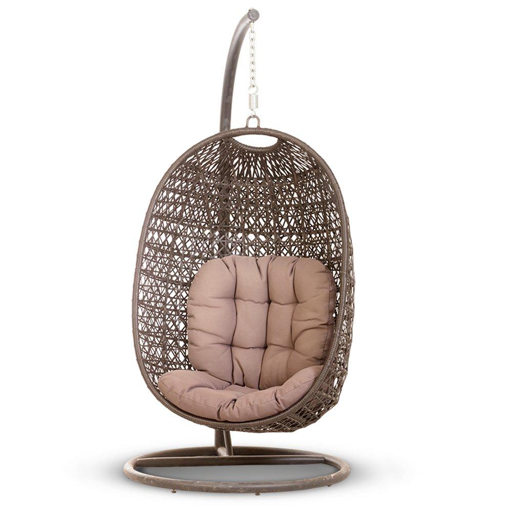 """Купить Подвесное кресло """"Тенерифе"""" Тёмно-Коричневое в интернет магазине дизайнерской мебели и аксессуаров для дома и дачи"""