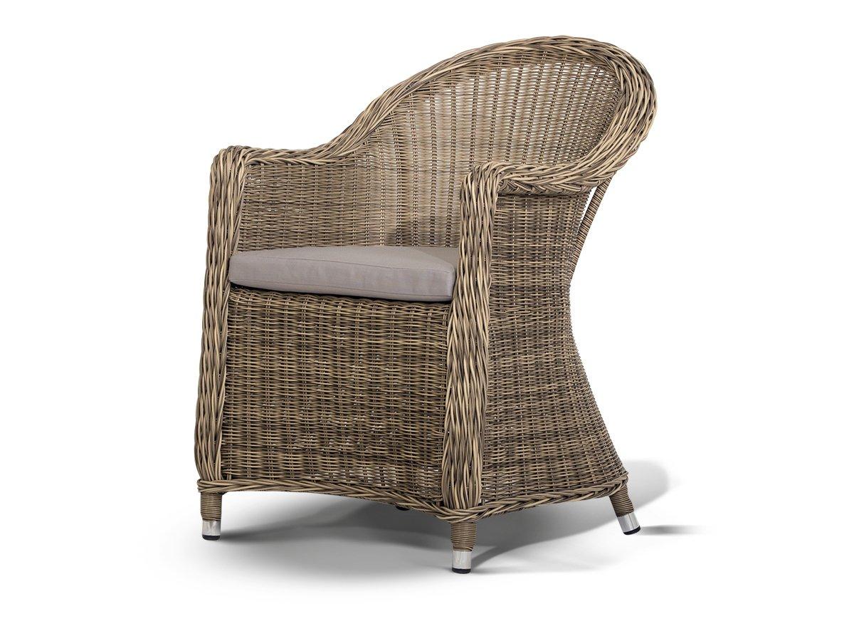 Купить Кресло Равенна Соломенное в интернет магазине дизайнерской мебели и аксессуаров для дома и дачи