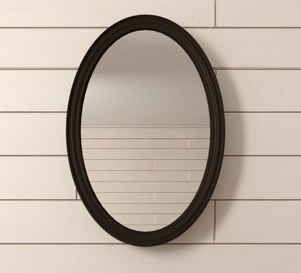 """Купить Зеркало """"Leontina Black"""" в интернет магазине дизайнерской мебели и аксессуаров для дома и дачи"""