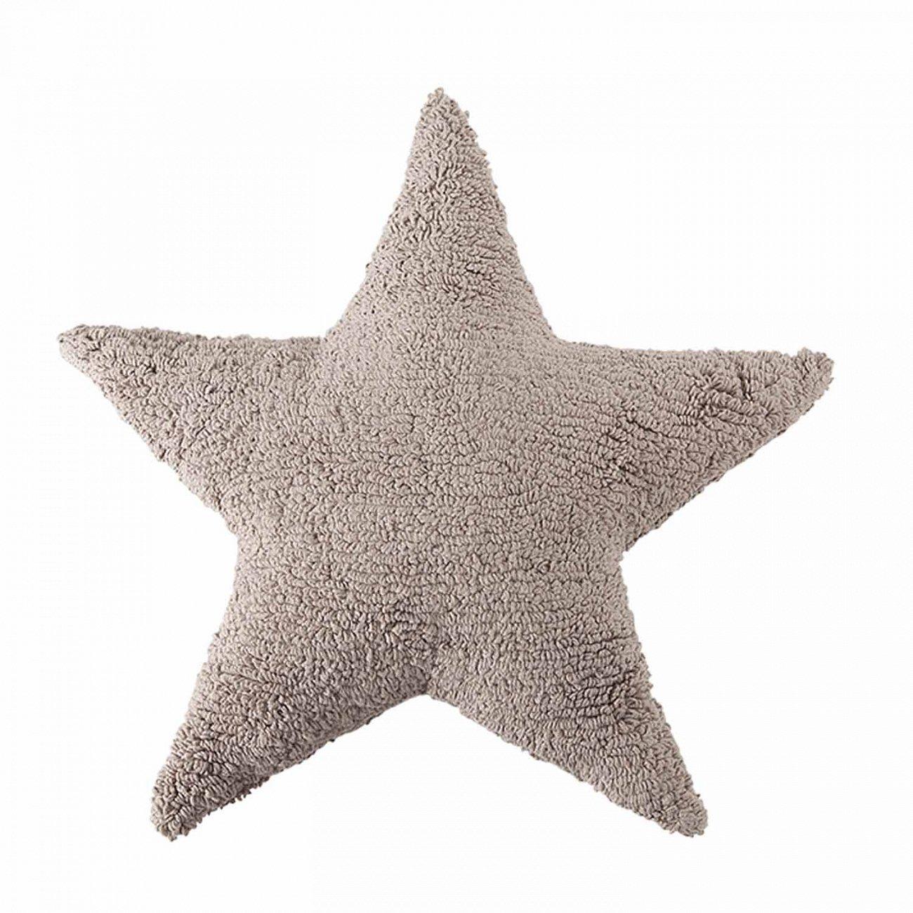 Купить Подушка Star Льняная в интернет магазине дизайнерской мебели и аксессуаров для дома и дачи