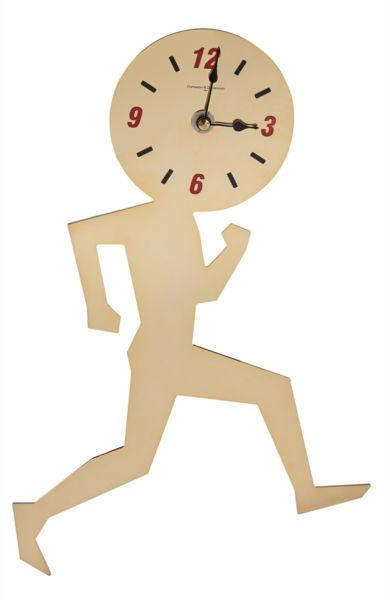 Купить Часы настенные Uomino в интернет магазине дизайнерской мебели и аксессуаров для дома и дачи